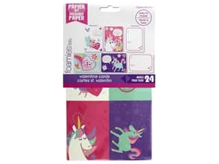 craft & hobbies: Darice Foamies Kit Paper Valentine Card With Wiggle Eyes Magical