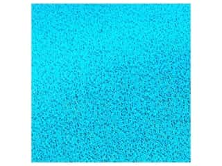 PA Adhesive Vinyl 12 x 12 in. Removable Sparkle Sky Blue (12 sheets)