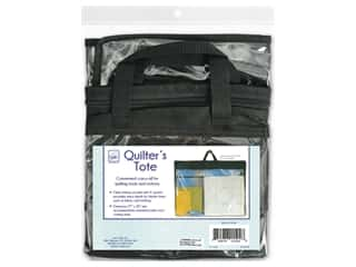 craft & hobbies: June Tailor Notions Quilter's Tote 27 in. x 20 in. With Gusset