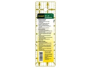 Omnigrid Ruler 2.5 in. x 8 in.