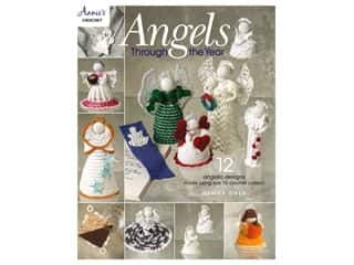Annie's Crochet Angels Through The Year Book