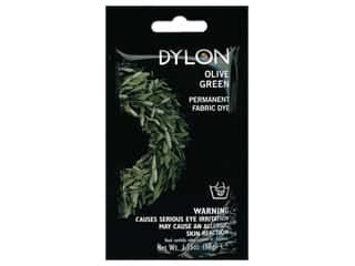 craft & hobbies: Dylon Permanent Fabric Dye 1.75 oz. Olive Green