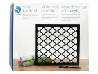 craft & hobbies: Silhouette Vinyl Starter Kit