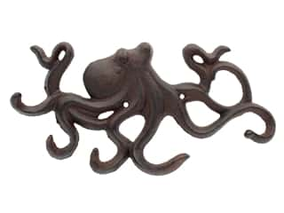Sierra Pacific Hook Iron Octopus 10.5 in. x 1.75 in. x 5.5 in.