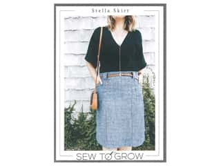 Sew To Grow Stella Skirt  Pattern