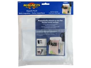 craft & hobbies: The Magnet Source Magnet Pouch 6.5 in. x 6.5 in.