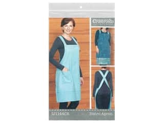 Indygo Junction Bistro Apron Pattern