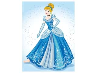 craft & hobbies: Diamond Dotz Advanced Kit - Disney Cinderella