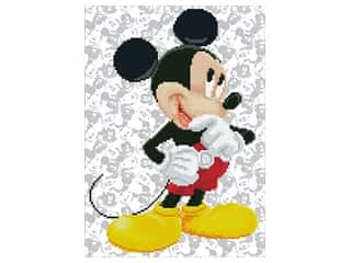 beading & jewelry making supplies: Diamond Dotz Intermediate Kit - Disney Mickey Mouse