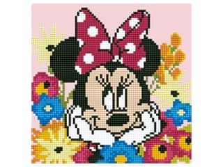 craft & hobbies: Diamond Dotz Facet Art Kit Intermediate Disney Minnie Mouse's Daydream
