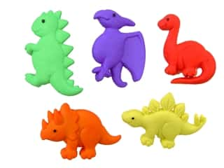 scrapbooking & paper crafts: Jesse James Dress It Up Embellishments Prehistoric Pets