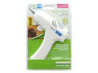 craft & hobbies: AdTech Drip-Less Glue Gun Mini Size High Temp