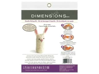 yarn & needlework: Dimensions Needle Felting Kit Sweet Bunny