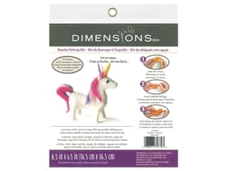 Dimensions Needle Felting Kit Unicorn