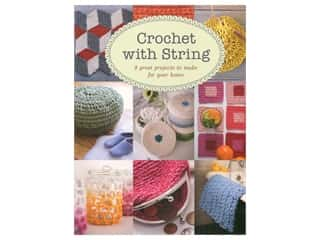 Guild of Master Craftsman Crochet With String Book