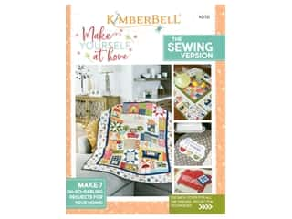 Kimberbell Designs Make Yourself At Home Sewing Version Book