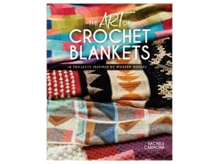yarn: Interweave Press The Art Of Crochet Blankets Book