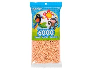 beading & jewelry making supplies: Perler Fused Bead Bag Sand 6000 pc