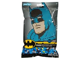 beading & jewelry making supplies: Perler Fused Bead Kit Batman 3500 pc