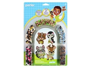 beading & jewelry making supplies: Perler Fused Bead Kit Nature Trail 2003 pc