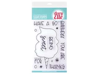 Avery Elle Clear Stamp Cotton Candy