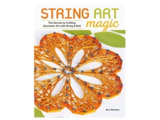 Spring House Press String Art Magic Book