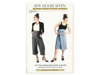 Sew House Seven The Nehalem Pant & Skirt Pattern