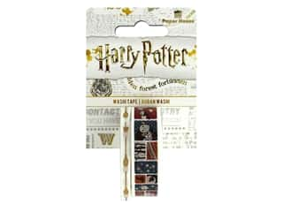 Paper House Washi Tape Warner Bros Harry Potter Chibi Scenes