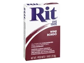 Rit Dye Powder 1 1/8 oz. Wine