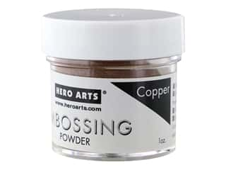Hero Arts Embossing Powder 1 oz. Copper