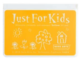 Hero Arts Ink Pad Just For Kids Yellow