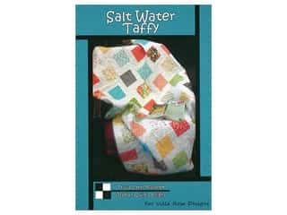Villa Rosa Designs Orphan Quilt Salt Water Taffy Pattern