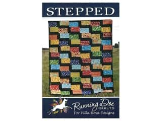 Villa Rosa Designs Running Doe Stepped Pattern