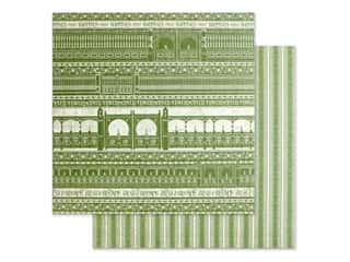 scrapbooking & paper crafts: Graphic 45 Collection Bloom Paper 12 in. x 12 in. Garden Gate (25 pieces)