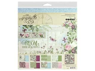 Graphic 45 Collection Bloom Collection Pack 12 in. x 12 in.