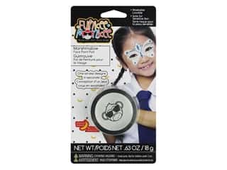 craft & hobbies: Funkee Munkee Face Paint Pod Marshmallow White