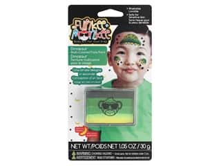 craft & hobbies: Funkee Munkee Face Paint Rainbow Palette Dinosaur