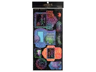 Graphic 45 Collection Kaleidoscope Tags & Pockets