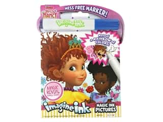Bendon Magic Ink Pictures Book Disney Fancy Nancy