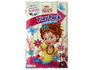 Bendon Coloring Play Pack Disney Fancy Nancy Book