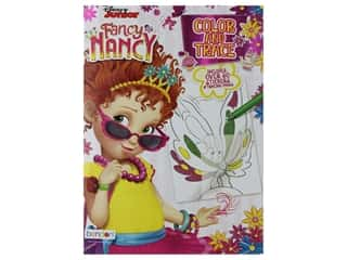 Bendon Color & Trace Book Disney Fancy Nancy