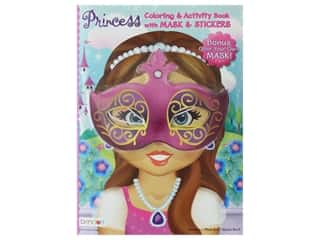 books & patterns: Bendon Coloring & Activity Mask Sticker Book Disney Princess