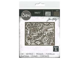 Sizzix Tim Holtz Thinlits Die Intricate Lace