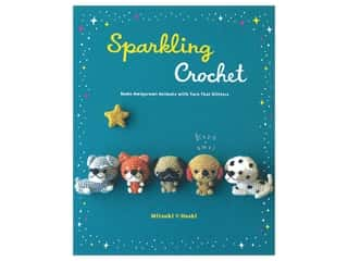 yarn: Harper Design Sparkling Crochet Book