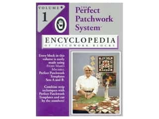 books & patterns: Marti Michell The Perfect Patchwork System Volume 1