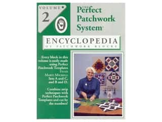 books & patterns: Marti Michell Encyclopedia of Patchwork Blocks Book Volume 2