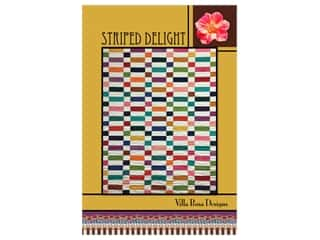 Villa Rosa Designs Striped Delight Pattern (3 pieces)