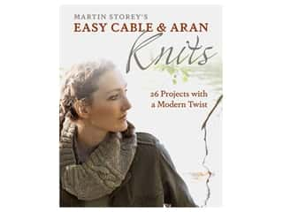 Trafalgar Square Easy Cable & Aran Knits Book