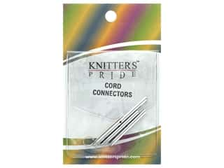 Knitter's Pride Interchangeable Needle Cord Connectors and Cord Key