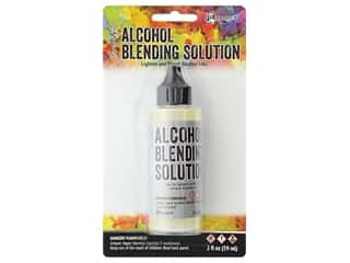 blending tool: Ranger Tim Holtz Alcohol Ink Blending Solution 2 oz